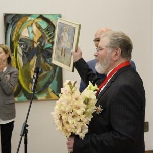 «Индикт». Выставка произведений Виктора Калинина в Российской академии художеств