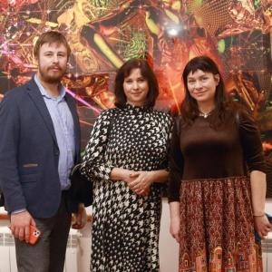 «Цифра и миф». Мультимедийная экспозиция Константина Худякова в Ярославле