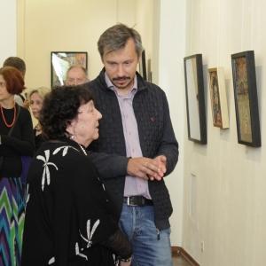 «Мой путь». Выставка произведений Анны Рындиной