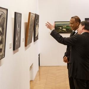 Мероприятия в рамках проекта «Между абстракцией и фигуративом: поэтика испанского искусства 50-х – 60-х годов XX века»