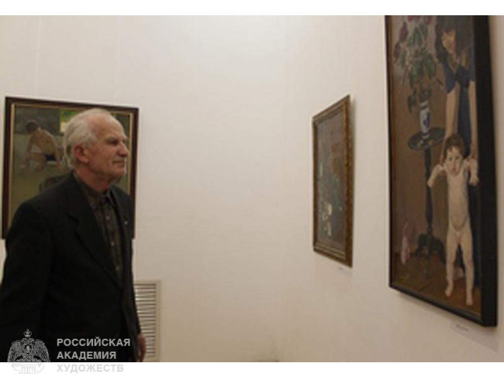 Член академии художеств родился в вологодской